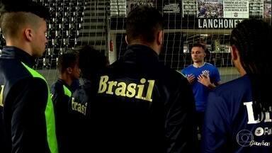 Conheça a Seleção que vai representar o Brasil na Copa do Mundo de Futebol Social - Conheça a Seleção que vai representar o Brasil na Copa do Mundo de Futebol Social