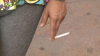 Tabagismo aumenta em três vezes a chance de câncer na bexiga - SUS oferece tratamento gratuito para quem quer parar de fumar.