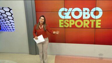 Assista à ìntegra do Globo Esporte CG desta terça-feira (29.08.2017) - Veja quais os destaques.