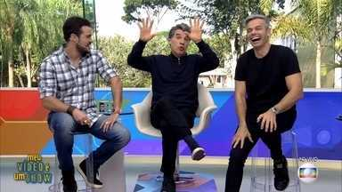 Vídeo Show - Programa de terça-feira, 29/08/2017, na íntegra - Vídeo Show desta terça-feira, 28/8, tem um convidado muito especial. Paulo Betti participa do quadro 'Meu Vídeo é um Show, relembra momentos marcantes de sua carreira e muito mais!