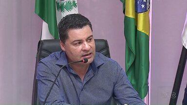 Marcelo Rangel anuncia que pretende fazer uma série de privatizações em Ponta Grossa - A primeira é o Centro de Eventos.