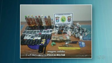 Polícia encontra objetos dentro da cadeia de Loanda - Um adolescente foi apreendido.