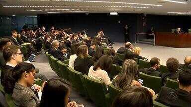 STF adia decisão sobre denúncia contra o deputado José Otávio Germano do PP - Assista ao vídeo.