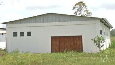 Fábrica de extração de polpas de frutas deve entrar em operação até o fim do ano - A fábrica deve ser administrada pela Ufopa, e voltada para a agricultura familiar.