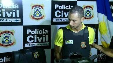 Suspeito de mandar matar advogado em Araguaína é preso - Suspeito de mandar matar advogado em Araguaína é preso