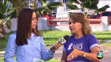 Lei Maria da Penha é tema de Seminário em Aracaju - Lei Maria da Penha é tema de Seminário em Aracaju.