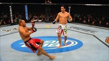 Brasileiros se preparam para volta do UFC a São Paulo, com Lyoto, Glover e Damian Maia - Brasileiros se preparam para volta do UFC a São Paulo, com Lyoto, Glover e Damian Maia