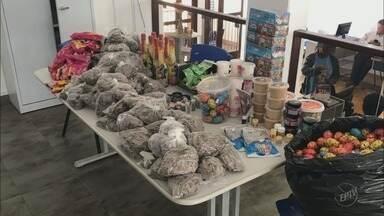 Vigilância Sanitária apreende mais de 200 kg de produtos vencidos em loja de Itajubá (MG) - Vigilância Sanitária apreende mais de 200 kg de produtos vencidos em loja de Itajubá (MG)
