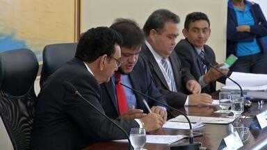 Nova comissão deve analisar processo de cassação de Reginaldo Campos em até 90 dias - Nomes dos vereadores que compõem a comissão processante foram divulgados nesta quarta-feira (30). Eles fazem parte das maiores bancadas do legislativo santareno.