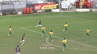 ASA se prepara para desafio contra o Botafogo-PB - Alvinegro vive o drama do rebaixamento.