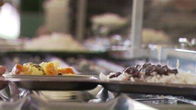 Refeição no Restaurante Popular vai ter reajuste a partir de sexta-feira - As pessoas vão pagar 3 reais por refeição