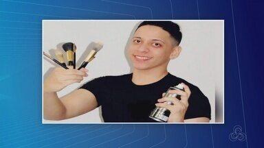 Cabeleireiro é morto a tiros dentro de salão no Vieiralves, em Manaus - Crime ocorreu na tarde desta quarta-feira (30). Homem atirou contra vítima, que morreu no local.