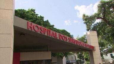 Defensoria Pública cobra melhorias no Hospital dos Servidores - Parentes de pacientes denunciaram condições físicas do hospital