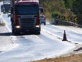 DNIT fiscaliza veículos de cargas no Norte de Minas - Fiscalização começou nessa semana.