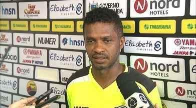 Marcinho está pronto para comandar o Botafogo-PB na reta final da Série C - Meia aposta na experiência para salvar o Belo do rebaixamento nas duas últimas rodadas da Terceirona