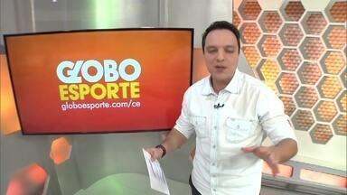 Bloco 1 - Globo Esporte CE - 31/08/2017 - Bloco 1 - Globo Esporte CE - 31/08/2017