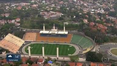 Complexo esportivo do Pacaembu será concedido à iniciativa privada em 2018 - Numa mudança de última hora, os vereadores abriram caminho para a volta de grandes shows ao estádio, proibidos há mais de uma década.