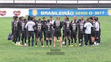 Operário embarca para o Rio Grande do Norte pra disputar o primeiro jogo da final - A partida é contra o Globo no domingo.