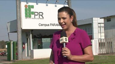 IFPR abre inscrições para processo seletivo - No Noroeste, tem vagas para os campi de Umuarama e Paranavaí.