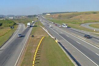 Concessionária discute segurança na Rodovia Presidente Dutra, em Santa Isabel - Crime de roubo de carga aumentou 40% nas rodovias.