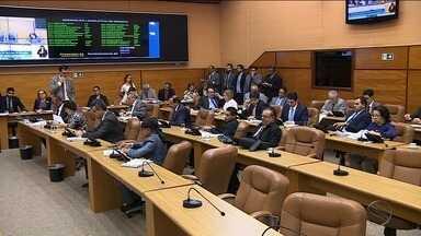 Deputados aprovam projeto da fusão dos Fundos de Previdência - Deputados aprovam projeto da fusão dos Fundos de Previdência.