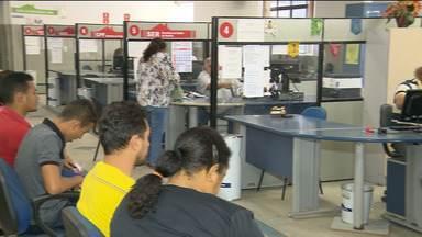Cerca de duas mil pessoas pediram carteira de trabalho, mas não foram buscar o documento - Tem carteira de trabalho deixada na casa da cidadania de Campina Grande desde 2013.