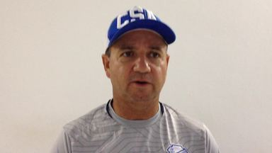Técnico do CSA, Ney da Matta responde pergunta do torcedor - Treinador fala dos grupos da Série C
