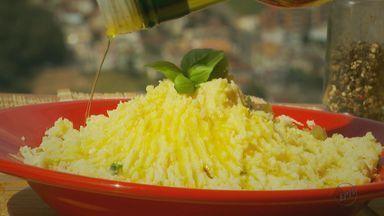 Prato Fácil: Kassab ensina receita com batata de frango e bacon - Veja o passo a passo.