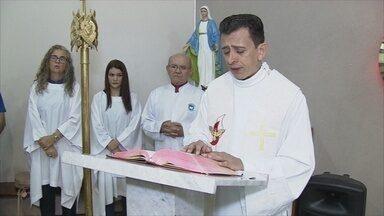 Missa celebra os 45 anos da Rede Amazônica - Cerimônia religiosa foi realizada na noite de sexta-feira (1°), em Porto Velho.