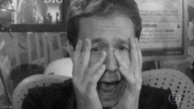 Tiago Leifert fala sobre a onda de filmes de terror - Ele comenta sobre o reboot do gênero