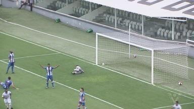 Santos B empata com o Nacional e segue no G-4 da Copa Paulista - Peixe fica no 1 a 1 com a equipe da capital paulista, na Vila Belmiro.