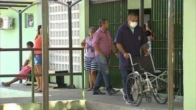 Homem morre no hospital de Maracanaú depois de esperar 40 minutos para ser atendido - Relatos de pacientes afirmam que a falta de médicos na madrugada é recorrente no Hospital Municipal de Maracanaú