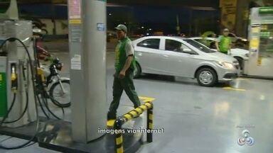 Gasolina terá novo reajuste no preço - Em Manaus, aumento já deve ser sentido a partir dessa quarta-feira