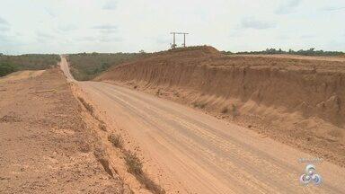 Ibama libera licença de asfaltamento do trecho Sul da BR-156 - Governo está autorizado a se instalar no trecho de 61 quilômetros na rodovia, mas estado ainda precisa cumprir algumas condições para inciar a execução da obra.