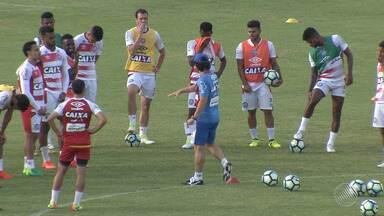 Bahia volta do recesso com mais opções para o treinador - Confira as notícias do tricolor baiano.