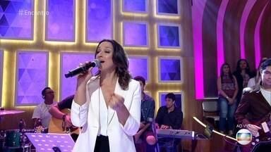 Sabrina Parlatore canta 'Caso Sério' - Apresentadora é uma das finalistas do 'PopStar'