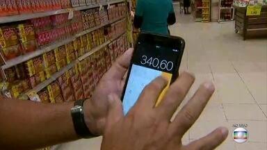 Recife tem terceira cesta básica mais barata do Brasil, em agosto, diz Dieese - Capital pernambucana também teve a quarta maior diminuição no valor da cesta básica, em agosto
