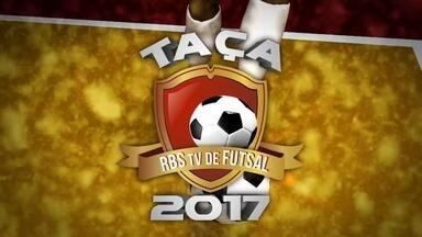 Confira os lances da primeira rodada da terceira fase da Taça RBS TV de Futsal - Confira os resultados.
