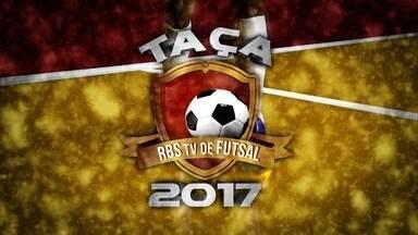 Confira os resultados da terceira rodada da terceira fase da Taça RBS TV de Futsal - Veja os lances.