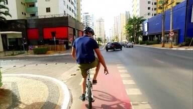 Acompanhe o passeio pelas vias e ciclovias de Águas Claras - Globo Comunidade DF foi à Águas Claras para conhecer as vias e ciclovias disponíveis para os ciclistas.