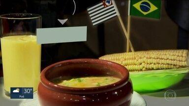 Cardápio SP: Milho é um dos alimentos mais consumidos do mundo - Existem centenas de espécies de diferentes cores e tamanhos.