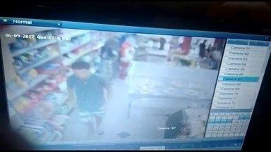 Imagens momentos seguintes a assassinato de jovem que furtou vinho e biscoito no DF - Imagens momentos seguintes a assassinato de jovem que furtou vinho e biscoito no DF.