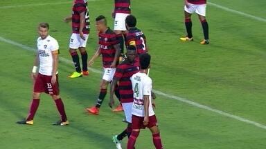 Melhores momentos: Vitória 2 x 2 Fluminense pela 23ª rodada do Brasileirão - Melhores momentos: Vitória 2 x 2 Fluminense pela 23ª rodada do Brasileirão