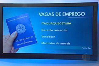 Confira as vagas de emprego no Alto Tietê - PAT e Emprega Mogi têm diversos postos.