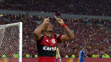 Flamengo 1 x 1 Cruzeiro