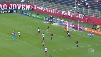 Vitória empata com o Fluminense e volta para a zona de rebaixamento - Confira as notícias do rubro-negro baiano.
