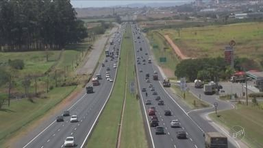 Veja como está o trânsito na região de Campinas após o feriado prolongado - Confira o movimento nas principais rodovias da região.
