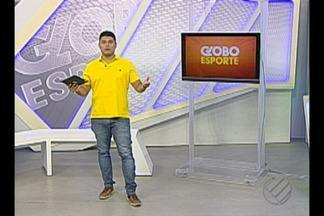 Veja o Globo Esporte Pará desta segunda-feira, dia 10 - Programa repercute a participação do lateral-esquerdo Guilherme Santos, reforço do Paysandu, no treino de hoje. Além disso, a eliminação do Remo na Série C também é destaque no GE