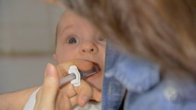 Campanha multivacinação nos postos começou nesta 2ª - Campanha multivacinação nos postos começou nesta segunda-feira.