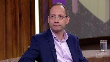 Stevens Rehen alerta que ciência e tecnologia no Brasil enfrentam situação crítica - undefined